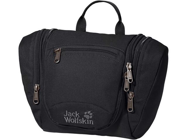 Jack Wolfskin Caddie Hygienialaukku Naiset, black